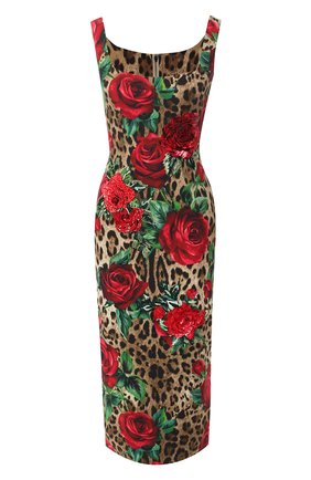 Платье из вискозы   Фото №1