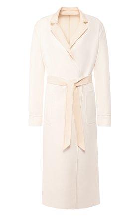 Женское кашемировое пальто LORO PIANA розового цвета, арт. FAI5340   Фото 1