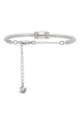 Женский браслет originally SWAROVSKI серебряного цвета, арт. 5461083 | Фото 2