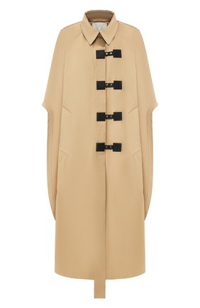 Однобортное пальто   Фото №1