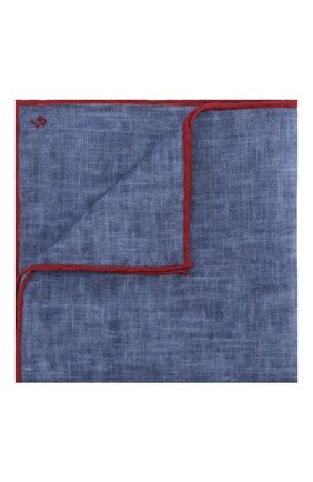Носовой платок из смеси льна и хлопка   Фото №1