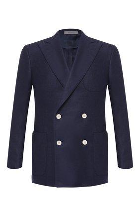 Шелковый пиджак | Фото №1