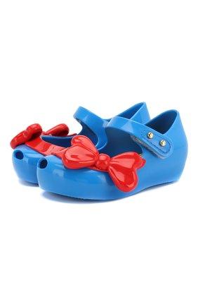Туфли с застежкой велькро   Фото №1