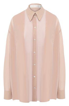 Полупрозрачная блузка | Фото №1