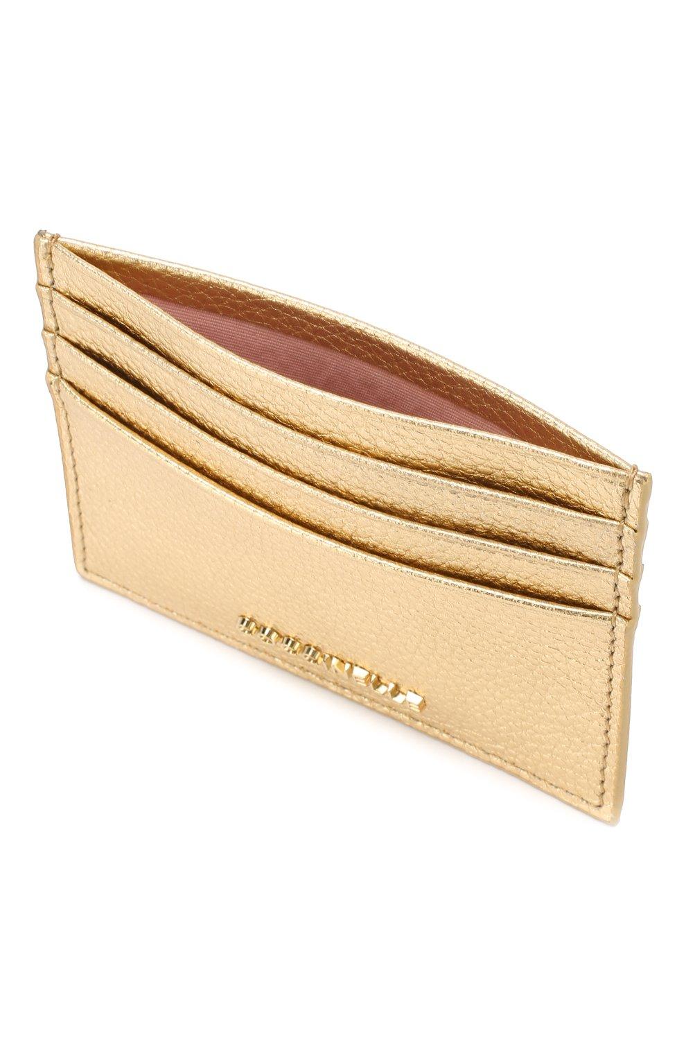 Кожаный футляр для кредитных карт   Фото №3