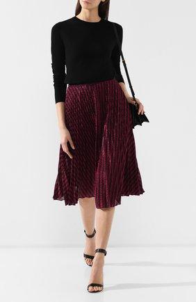 Женский шерстяной пуловер THEORY черного цвета, арт. I1211702 | Фото 2