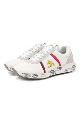 Комбинированные кроссовки Mattew  | Фото №1