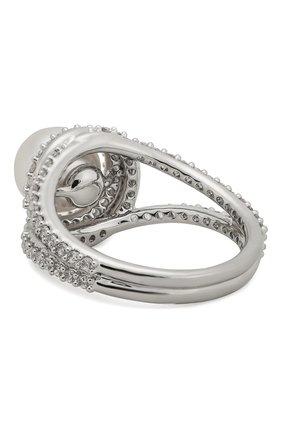 Женское кольцо originally SWAROVSKI серебряного цвета, арт. 5461090   Фото 2