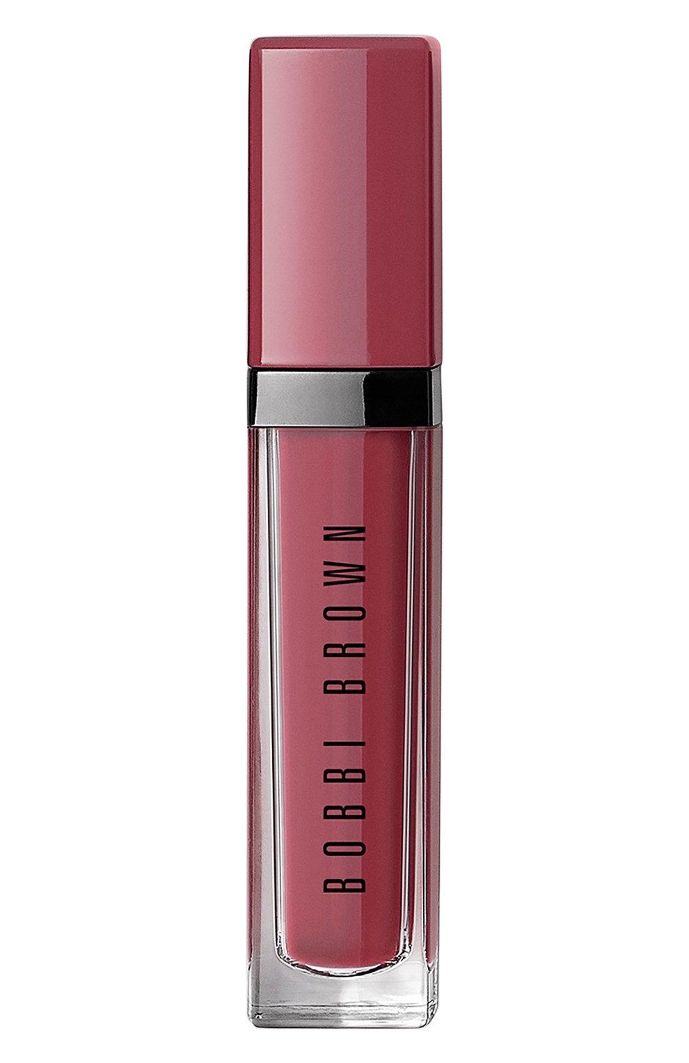 Жидкая помада для губ Crushed Liquid Lip, Smoothie Move Bobbi Brown | Фото №1