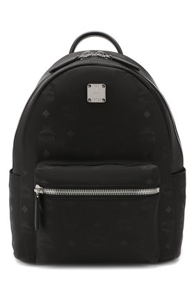 Женский рюкзак stark small MCM черного цвета, арт. MUK 7ADT11 | Фото 1