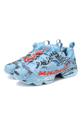 Кросcовки Vetements x Reebok Instapump Fury | Фото №1