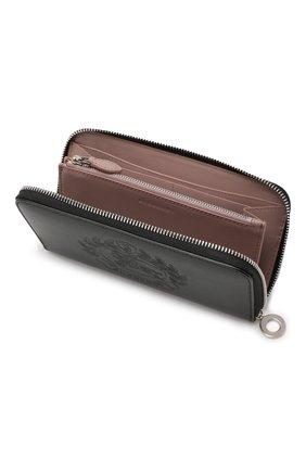 Кожаный кошелек | Фото №3
