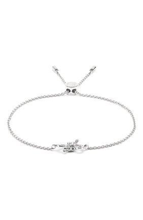 Женский браслет lifelong bow SWAROVSKI серебряного цвета, арт. 5469983 | Фото 1