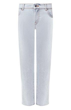 Укороченные джинсы | Фото №1