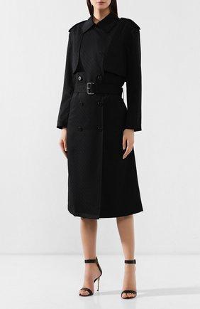 Шерстяное пальто   Фото №3