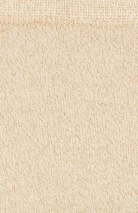Женские носки ROYALTIES золотого цвета, арт. 0LIVIA/0R | Фото 2