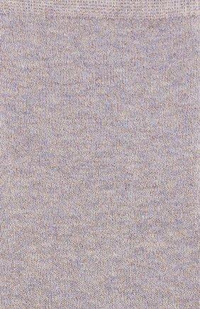 Женские носки ROYALTIES бежевого цвета, арт. 0LIVIA/AMETHYSTE | Фото 2