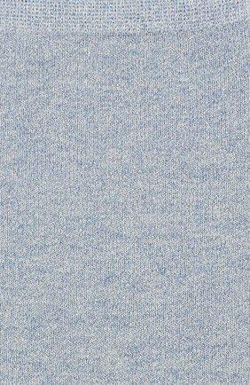 Женские носки ROYALTIES голубого цвета, арт. 0LIVIA/AZUR | Фото 2