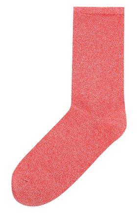 Женские носки ROYALTIES красного цвета, арт. 0LIVIA/CARMIN | Фото 1