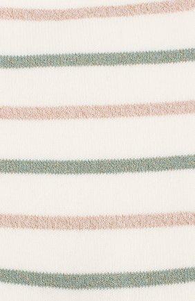 Женские хлопковые носки ROYALTIES зеленого цвета, арт. C0C0/0RIGAN   Фото 2