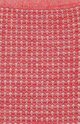 Женские носки ROYALTIES красного цвета, арт. H0NEY/CARMIN | Фото 2