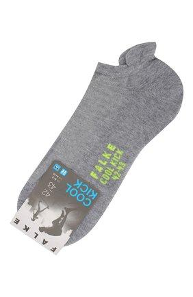 Мужские носки FALKE светло-серого цвета, арт. 16609 | Фото 1
