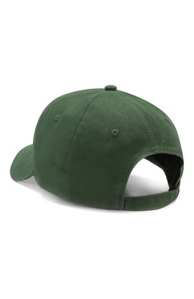 Мужской хлопковая бейсболка BILLIONAIRE BOYS CLUB зеленого цвета, арт. B19161 | Фото 2