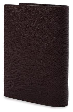 Мужская кожаная обложка для паспорта DOLCE & GABBANA бордового цвета, арт. BP2215/AZ602 | Фото 2