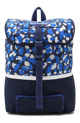 Детская текстильный рюкзак STELLA MCCARTNEY синего цвета, арт. 539629/SMK95 | Фото 1