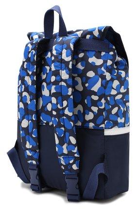 Детская текстильный рюкзак STELLA MCCARTNEY синего цвета, арт. 539629/SMK95 | Фото 2