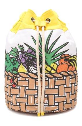 Детская текстильный рюкзак STELLA MCCARTNEY разноцветного цвета, арт. 539200/SMD14 | Фото 1