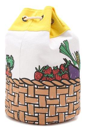 Детская текстильный рюкзак STELLA MCCARTNEY разноцветного цвета, арт. 539200/SMD14 | Фото 2