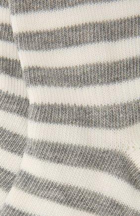 Детские хлопковые носки FALKE белого цвета, арт. 10045 | Фото 2
