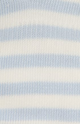 Детские хлопковые носки FALKE голубого цвета, арт. 10045 | Фото 2
