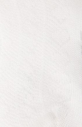 Детские хлопковые носки FALKE белого цвета, арт. 12120 | Фото 2