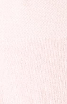 Детские хлопковые колготки FALKE светло-розового цвета, арт. 13645 | Фото 2