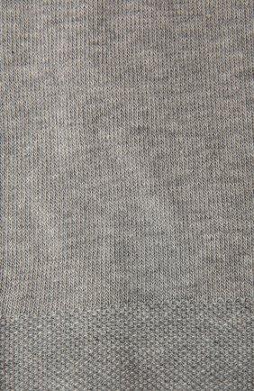 Детские хлопковые колготки FALKE серого цвета, арт. 13645 | Фото 2