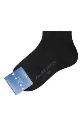 Детские хлопковые носки FALKE темно-синего цвета, арт. 10631 | Фото 1