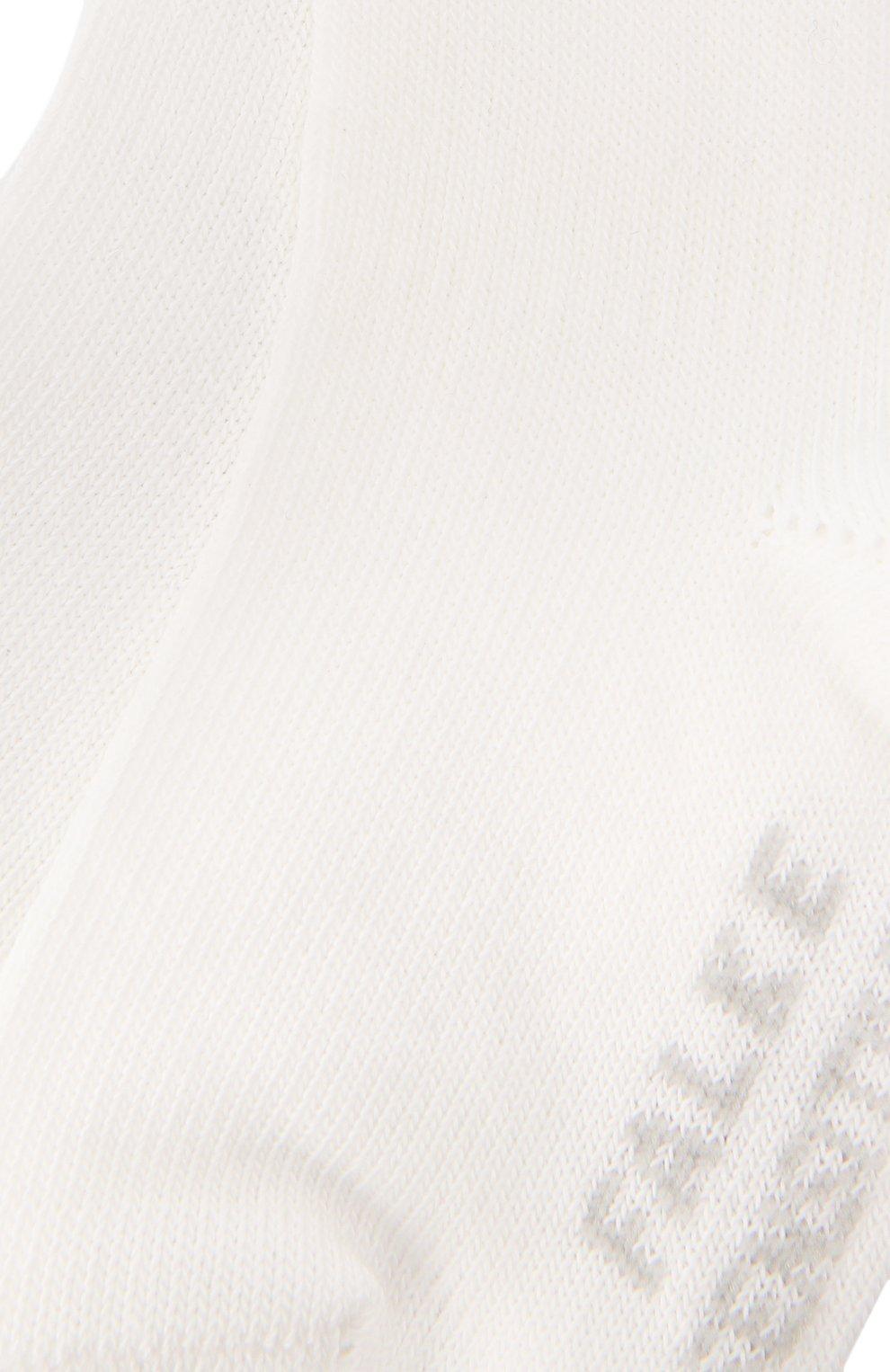 Детские хлопковые носки FALKE белого цвета, арт. 10626 | Фото 2