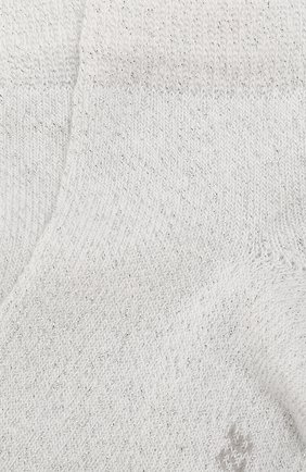 Детские носки FALKE светло-серого цвета, арт. 12154 | Фото 2