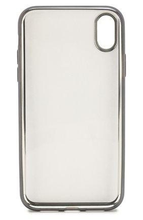 Мужской чехол для iphone xr UBEAR черного цвета, арт. CS36BL01-I18 | Фото 2