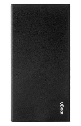 Мужского портативный аккумулятор core 10000 UBEAR черного цвета, арт. PB08BL10000-PD | Фото 1