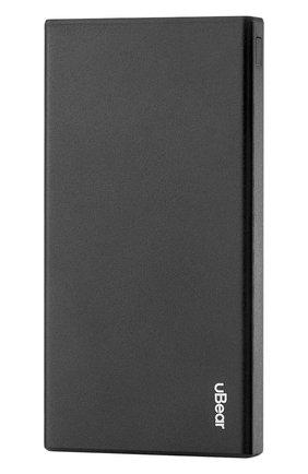 Мужского портативный аккумулятор core 10000 UBEAR черного цвета, арт. PB08BL10000-PD | Фото 2