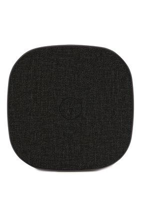 Мужская беспроводное зарядное устройство stream wireless charger 10w UBEAR серого цвета, арт. WL01SG10-AD | Фото 1