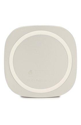Мужская беспроводное зарядное устройство stream wireless charger 10w UBEAR бежевого цвета, арт. WL01GD10-AD | Фото 2