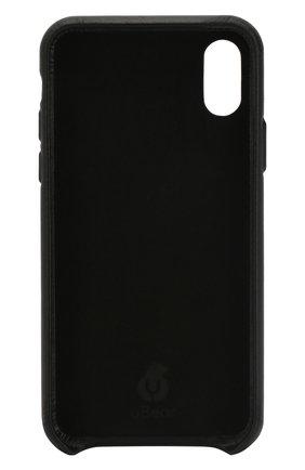 Мужской чехол для iphone x/xs UBEAR черного цвета, арт. CS41BL01-I18 | Фото 2