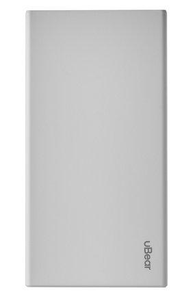 Мужского портативный аккумулятор core 10000  UBEAR белого цвета, арт. PB08WH10000-PD | Фото 1