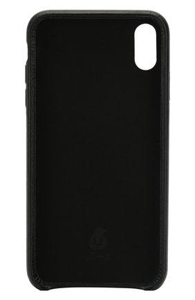 Мужской чехол для iphone xs max UBEAR черного цвета, арт. CS43BL01-I18 | Фото 2