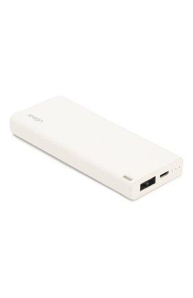 Мужского портативный аккумулятор core 6000  UBEAR белого цвета, арт. PB07WH6000-AD | Фото 1