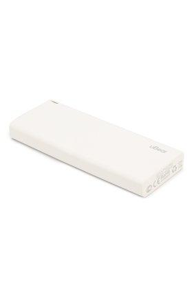 Мужского портативный аккумулятор core 6000  UBEAR белого цвета, арт. PB07WH6000-AD | Фото 2
